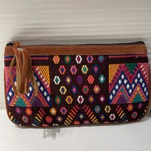 *SOLD* Huipil clutch from Guatemala
